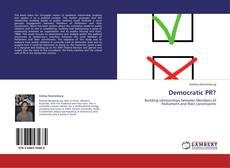 Copertina di Democratic PR?