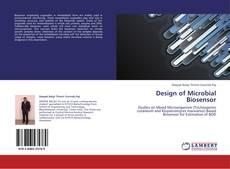 Capa do livro de Design of Microbial Biosensor