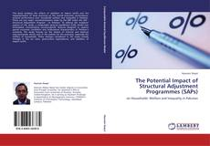 Buchcover von The Potential Impact of Structural Adjustment Programmes (SAPs)