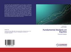 Copertina di Fundamental Analysis on Equities