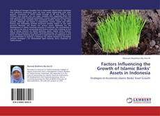 Bookcover of Factors Influencing the Growth of Islamic Banks' Assets in Indonesia