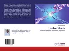 Bookcover of Study of Meiosis