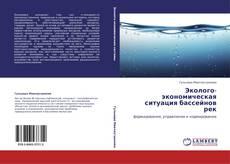 Bookcover of Эколого-экономическая ситуация бассейнов рек