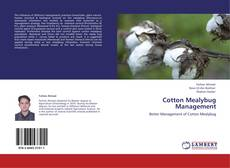 Bookcover of Cotton Mealybug Management