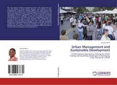 Capa do livro de Urban Management and Sustainable Development