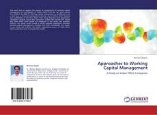 Approaches to Working Capital Management的封面