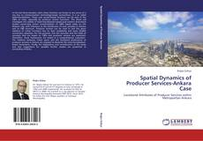 Buchcover von Spatial Dynamics of Producer Services-Ankara Case
