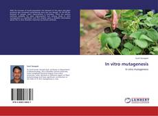 Bookcover of In vitro mutagenesis