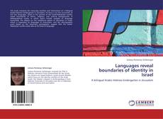 Bookcover of Languages reveal boundaries of identity in Israel