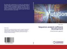Copertina di Sequence analysis software development