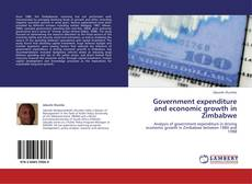 Bookcover of Government expenditure and economic growth in Zimbabwe