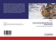 Buchcover von Community Based Disaster Assessment