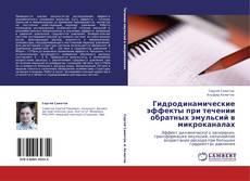 Buchcover von Гидродинамические эффекты при течении обратных эмульсий в микроканалах