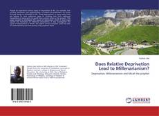 Does Relative Deprivation Lead to Millenarianism? kitap kapağı