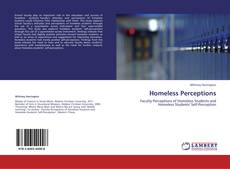 Capa do livro de Homeless Perceptions