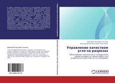 Bookcover of Управление качеством угля на разрезах