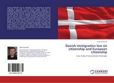 Copertina di Danish immigration law on citizenship and European citizenship