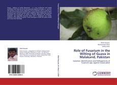 Capa do livro de Role of Fusarium in the Wilting of Guava in Malakand, Pakistan