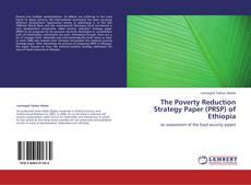 Обложка The Poverty Reduction Strategy Paper (PRSP) of Ethiopia