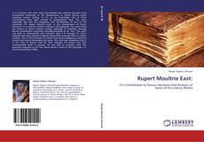 Bookcover of Rupert Moultrie East: