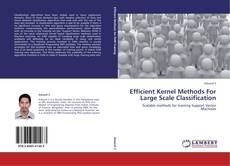 Bookcover of Efficient Kernel Methods For Large Scale Classification