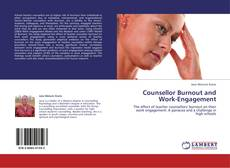Bookcover of Counsellor Burnout and Work-Engagement