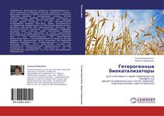 Bookcover of Гетерогенные биокатализаторы