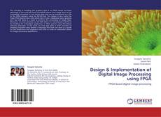 Capa do livro de Design & Implementation of Digital Image Processing using FPGA