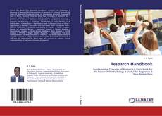 Couverture de Research Handbook