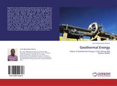 Bookcover of Geothermal Energy