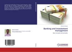 Bookcover of Banking and investement management