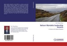 Couverture de Nelson Mandela leadership lessons