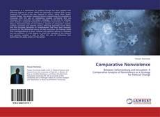Comparative Nonviolence kitap kapağı