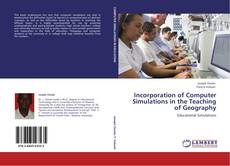 Copertina di Incorporation of Computer Simulations in the Teaching of Geography