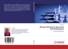 Bookcover of African Women's Quest for Self-Realization