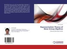 Representation Theory of Skew Group Algebras的封面