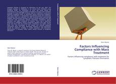 Buchcover von Factors Influencing Compliance with Mass Treatment