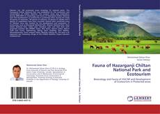 Bookcover of Fauna of Hazarganji Chiltan National Park and Ecotourism