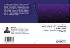 Обложка Oral Ramayani Tradition of Eastern India