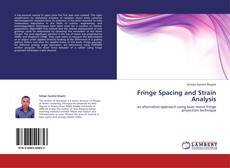 Couverture de Fringe Spacing and Strain Analysis
