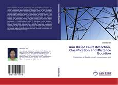 Buchcover von Ann Based Fault Detection, Classification and Distance Location
