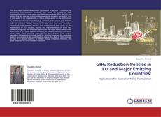 Buchcover von GHG Reduction Policies in EU and Major Emitting Countries: