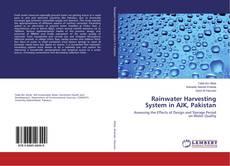 Copertina di Rainwater Harvesting System in AJK, Pakistan
