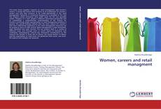 Buchcover von Women, careers and retail managment