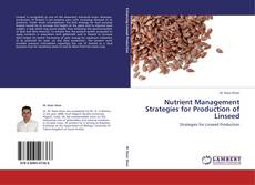 Обложка Nutrient Management Strategies for Production of Linseed
