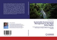 Sustainable Environmental Management in the Niger Delta Region的封面