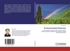 Bookcover of Environmental Sciences