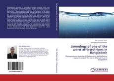 Bookcover of Limnology of  one of the worst affected rivers  in Bangladesh