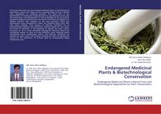 Copertina di Endangered Medicinal Plants & Biotechnological Conservation