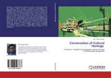 Bookcover of Conservation of Cultural Heritage